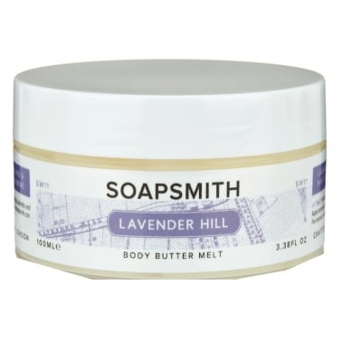 Soapsmith Body Butter Melt 100ml - Lavender Hill