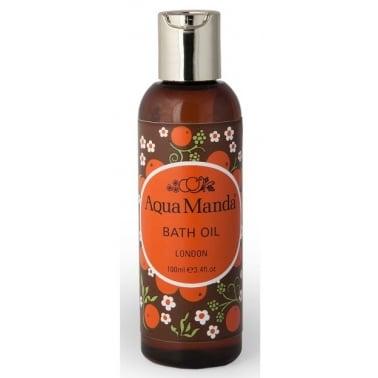 Aqua Manda - 100ml Soothing Bath Oil.