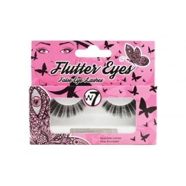 W7 Cosmetics Flutter Eyes False Eye Lashes - 01