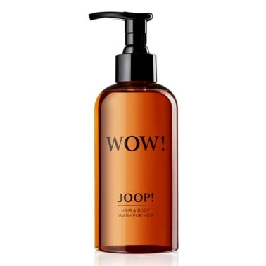 JOOP! WOW! For Men - 250ml Hair and Body Wash / Shower Gel.