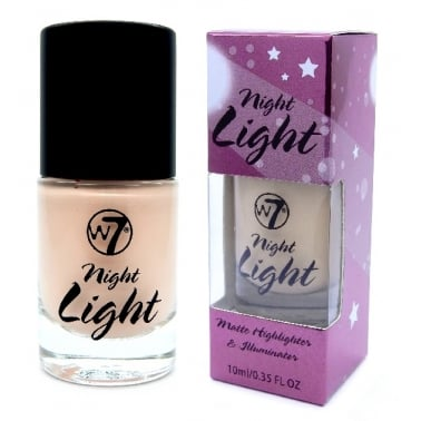 W7 Cosmeitcs Night Light Matte Highlighter and Illuminator.