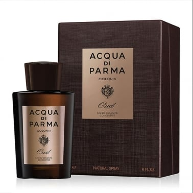 Acqua Di Parma Colonia Oud - 100ml Eau De Cologne Concentree Spray.