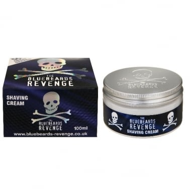 The Bluebeards Revenge Shaving Cream For Real Men 100ml.