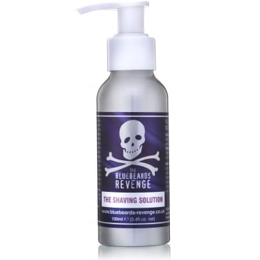 The Bluebeards Revenge Brushless Shaving Solution For Real Men 100ml.