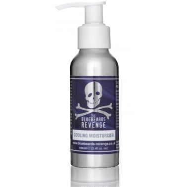 The Bluebeards Revenge Cooling Moisturiser For Real Men 100ml.