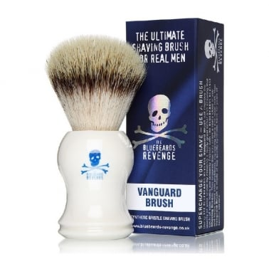 The Bluebeards Revenge Vanguard Synthetic Bristle Shaving Brush