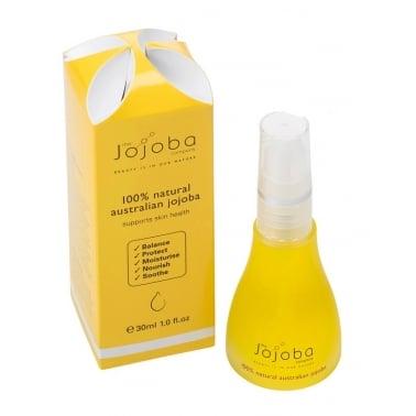 The Jojoba Company 100% Natural Australian Oil - 30ml.