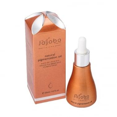 The Jojoba Company 100% Natural Pigmentation Oil - 30ml.
