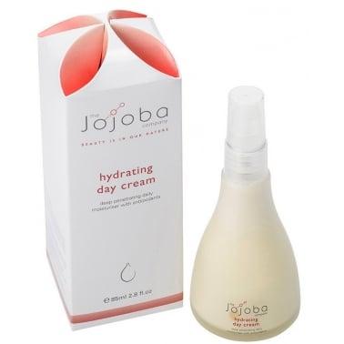 The Jojoba Company 100% Natural Hydrating Day Cream 85ml.