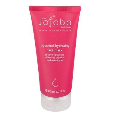 The Jojoba Company 100% Natural Botanical Hydrating Face Mask 80ml.