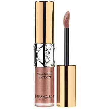 Yves Saint Laurent Full Metal Liquid Eyeshadow - No6 Pink Cascade.