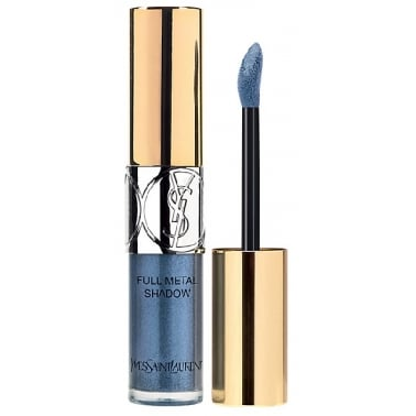 Yves Saint Laurent Full Metal Liquid Eyeshadow - No10 Wet Blue.