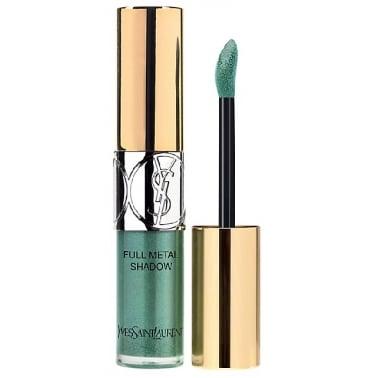 Yves Saint Laurent Full Metal Liquid Eyeshadow - No9 Misty Green.