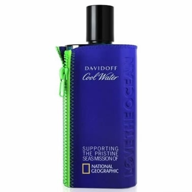 Davidoff Coll Water Love The Ocean National Geographic - 200ml Eau De Toilette