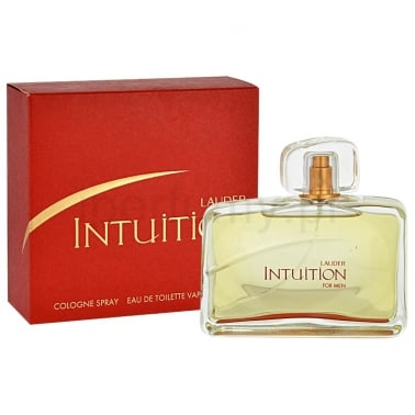 Estee Lauder Intuition For Men - 50ml Eau De Toilette Spray