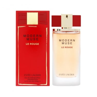 Estee Lauder Modern Muse Le Rouge - 100ml Eau De Parfum Spray.