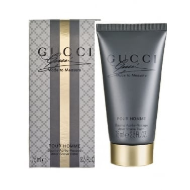 Gucci By Gucci Made To Measure - 75ml After Shave Balm.