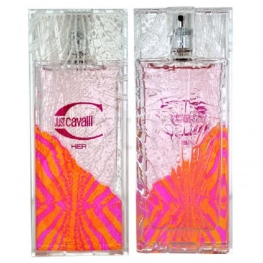 Roberto Cavalli Just Cavalli For Her - 60ml Eau De Toilette Spray.