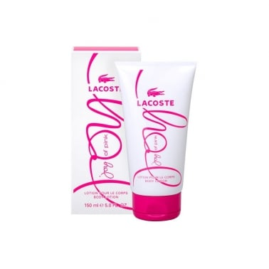 Lacoste Joy of Pink - 150ml Perfumed Body Lotion.