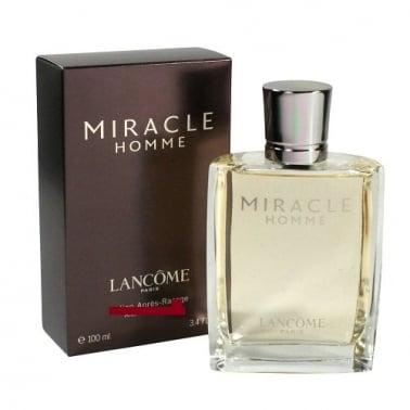 Lancome Miracle Homme 50ml Eau De Toilette Spray.