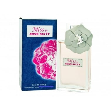 Miss by Miss Sixty For Women - 30ml Eau De Toilette Spray.