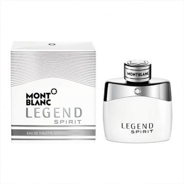 Mont Blanc Legend Spirit - 50ml Eau De Toilette Spray.
