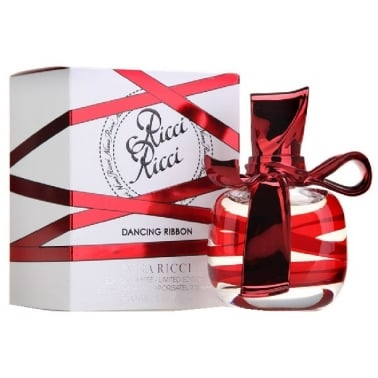 Nina Ricci Ricci Ricci Dancing Ribbon - 50ml Eau De Parfum Spray.