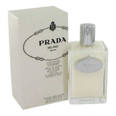 Prada Infusion D'iris Homme - 100ml Aftershave Balm.
