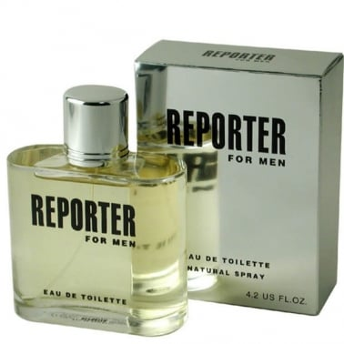 Reporter For Men - 125ml Eau De Toilette Spray.