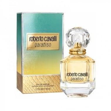 Roberto Cavalli Paradiso - 50ml Eau De Parfum Spray.