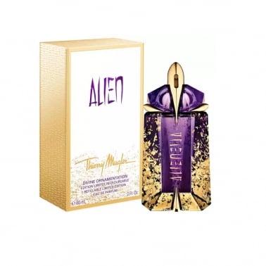 Thierry Mugler Alien Divine Ornamentation - 60ml Eau De Parfum Refillale Spray.