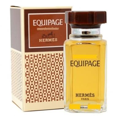 Hermes Equipage For Men - 100ml Aftershave, Original Vintage, Damaged Box.
