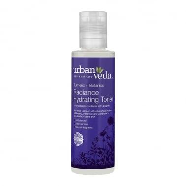 Urban Veda Natural Skincare Turmeric + Botanics - 150ml Radiance Hydrating Toner