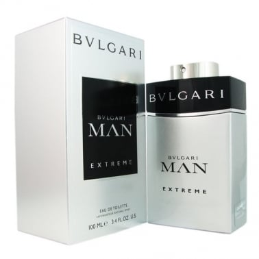Bvlgari Man Extreme - 100ml Eau De Toilette Spray.