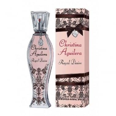 Christina Aguilera Royal Desire - 100ml Eau De Parfum Spray.