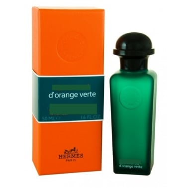 Hermes Concentre d'orange Verte - 200ml Eau De Cologne Spray.