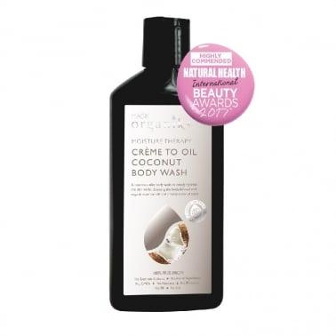 Dead Sea Spa Magik Moisture Therapy Creme Coconut Oil Body Wash 300ml.