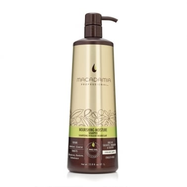 Macadamia Professional Nourishing Moisture Shampoo 1000ml - Medium to Coarse Hai