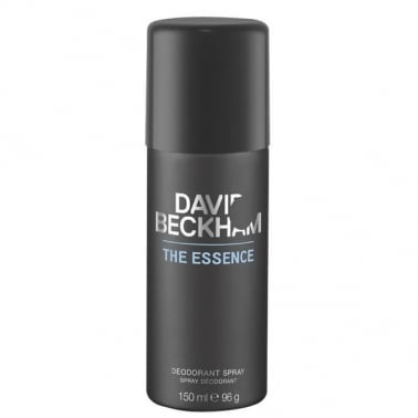 David Beckham The Essence - 150ml Deodorant Spray.