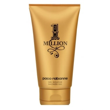 Paco Rabanne One 1 Million - 100ml Shower Gel For Men.
