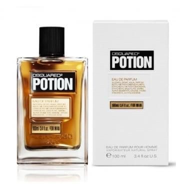 Dsquared2 Potion For Men - 100ml Eau De Parfum Spray.