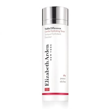 Elizabeth Arden Visible Difference Gentle Hydrating Toner 200ml.