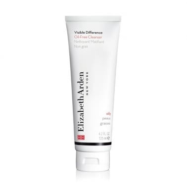 Elizabeth Arden Visible Difference Facial Cleanser 150ml - Oil Free.