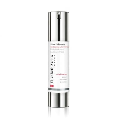 Elizabeth Arden Visible Difference Skin Balancing Lotion SPF15 - 50ml.
