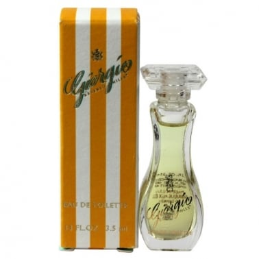 Giorgio Beverly Hills Miniature Perfume 3.5ml For Women.