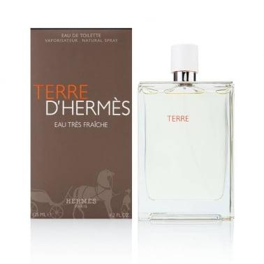 Hermes Terre d'Hermes Eau Tres Fraiche - 75ml Eau De Toilette Spray.