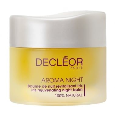 Decleor Aroma Night Iris Rejuventing Night Balm 15ml.