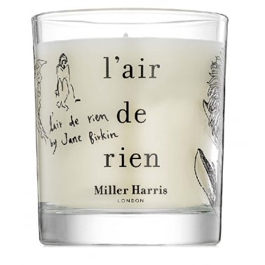 Miller Harris L'air De Rien  - 185g Scented Candle.