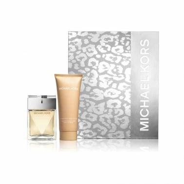 Michael Kors Women - 50ml Gift Set With 100ml Perfumed Body Lotion.