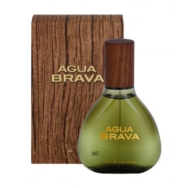 Puig Agua Brava - 100ml Cologne Gift Set + FREE Deodorant Spray.